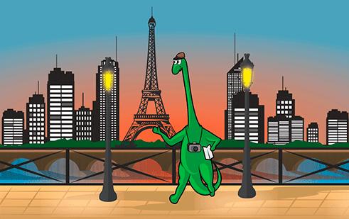 Goedkope Citytrips in Parijs, Rome en Londen en Amsterdam