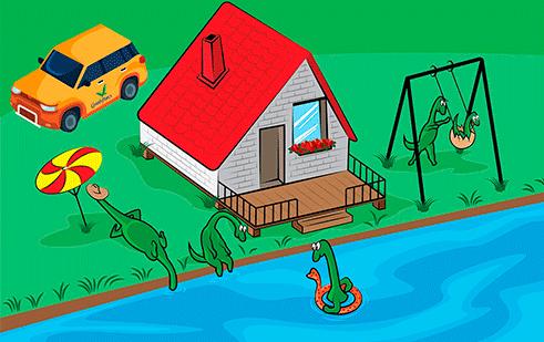 Goedkope vakantiehuizen met Airbnb of een weekendje Center Parcs of Sunparcs