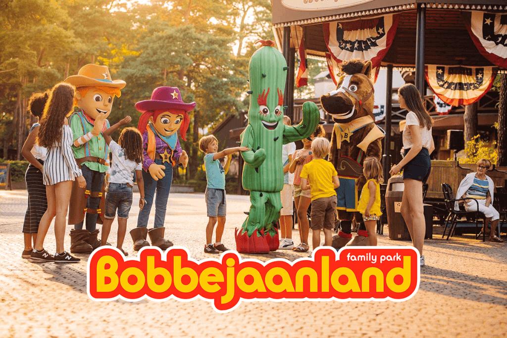 Bobbejaanland voor scholen en groepen met kinderen