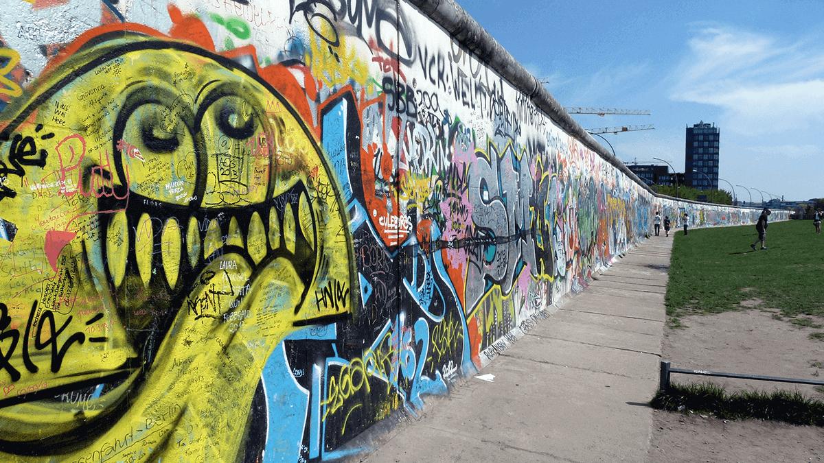 Muur van Berlijn