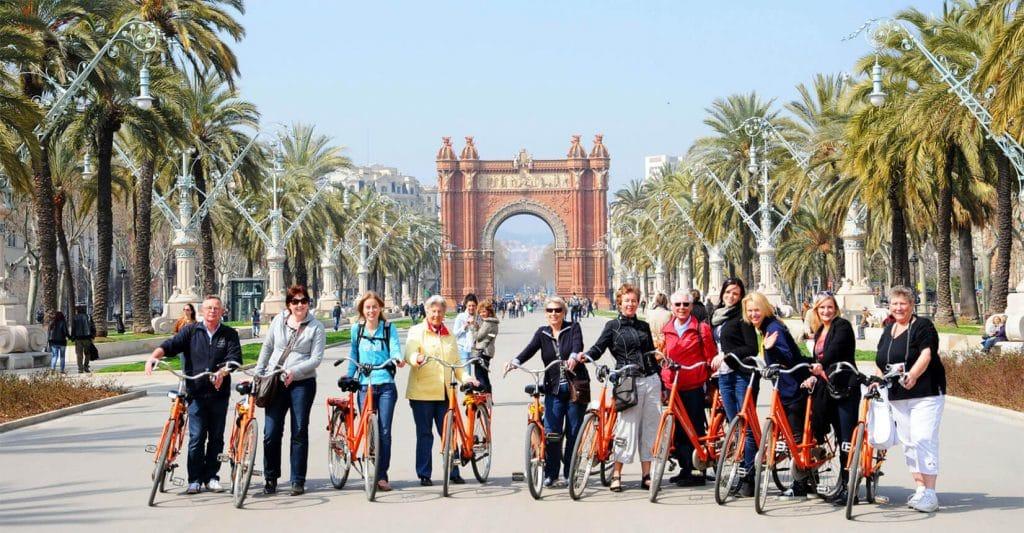 Baja Bikes fietsverhuur vakantie in groep