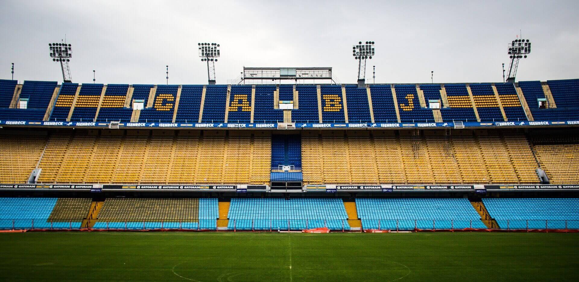 Boca Juniors stadion - Argentinie - Buenos Aires
