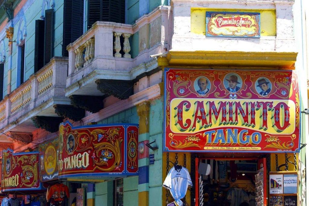 Buenos Aires - Argentinie - Tango