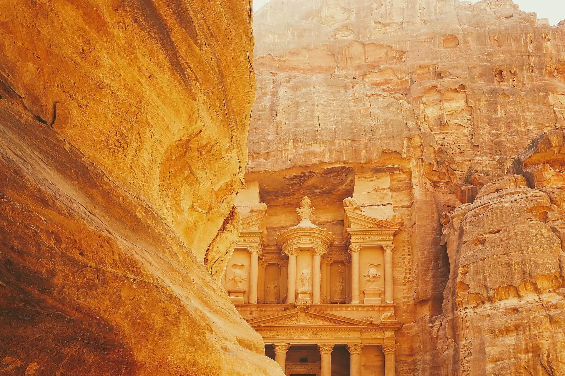 Jordanie archeologie