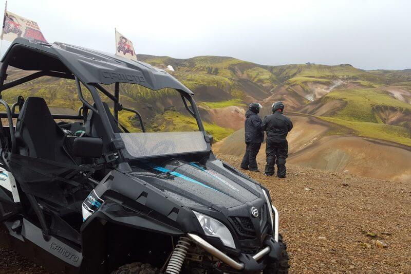 Buggyadventures IJsland