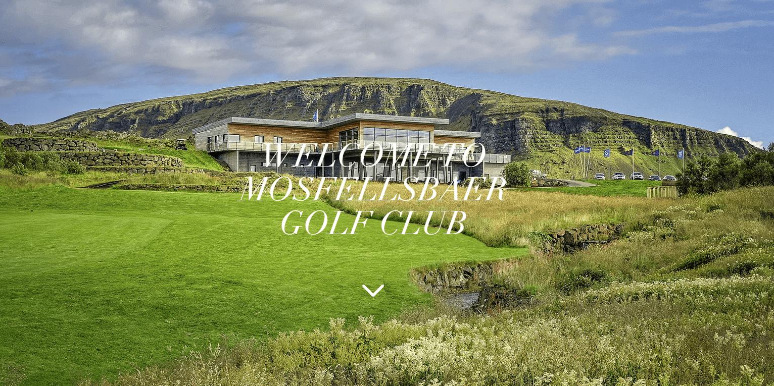 Golfen in IJsland