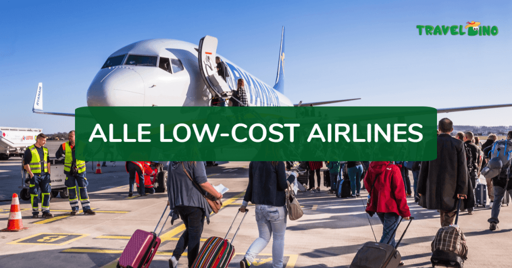 Alle Low Cost Airlines