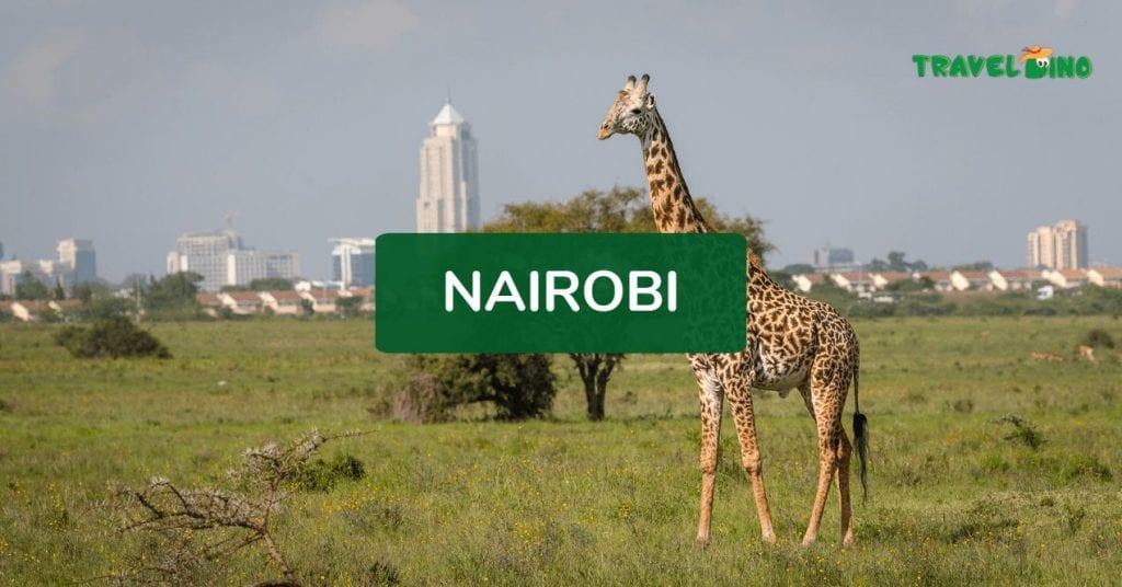 Reizen naar Nairobi in Kenia (1)