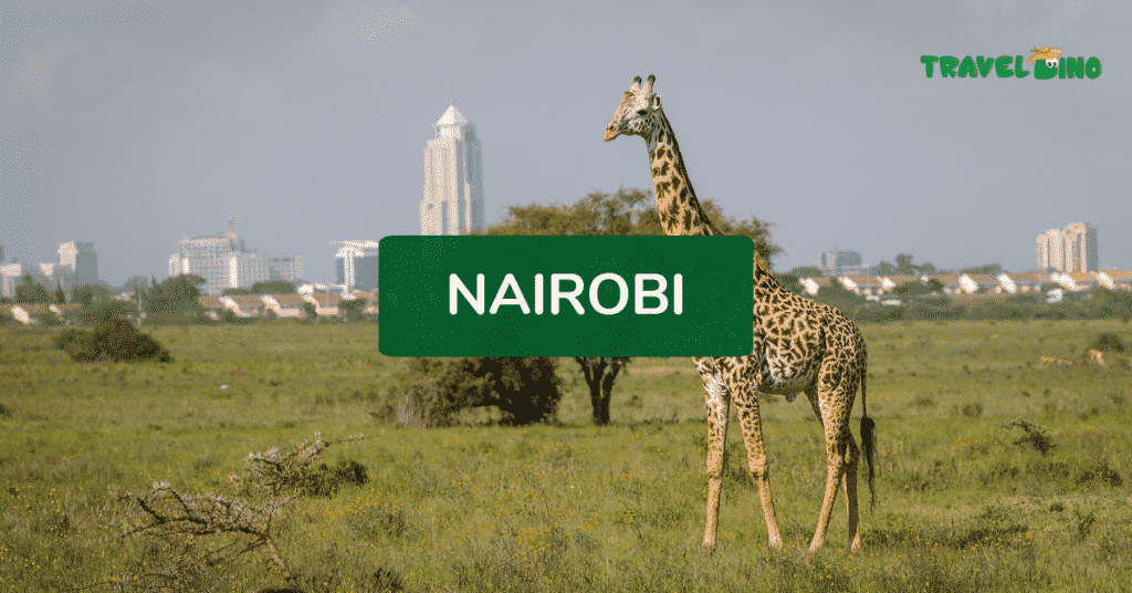 Reizen naar Nairobi in Kenia