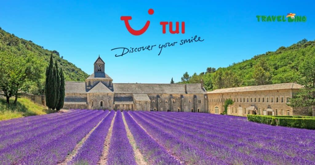 TUI Autovakanties Frankrijk