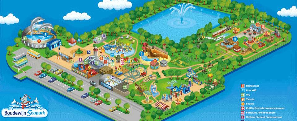 Boudewijnpark Seapark