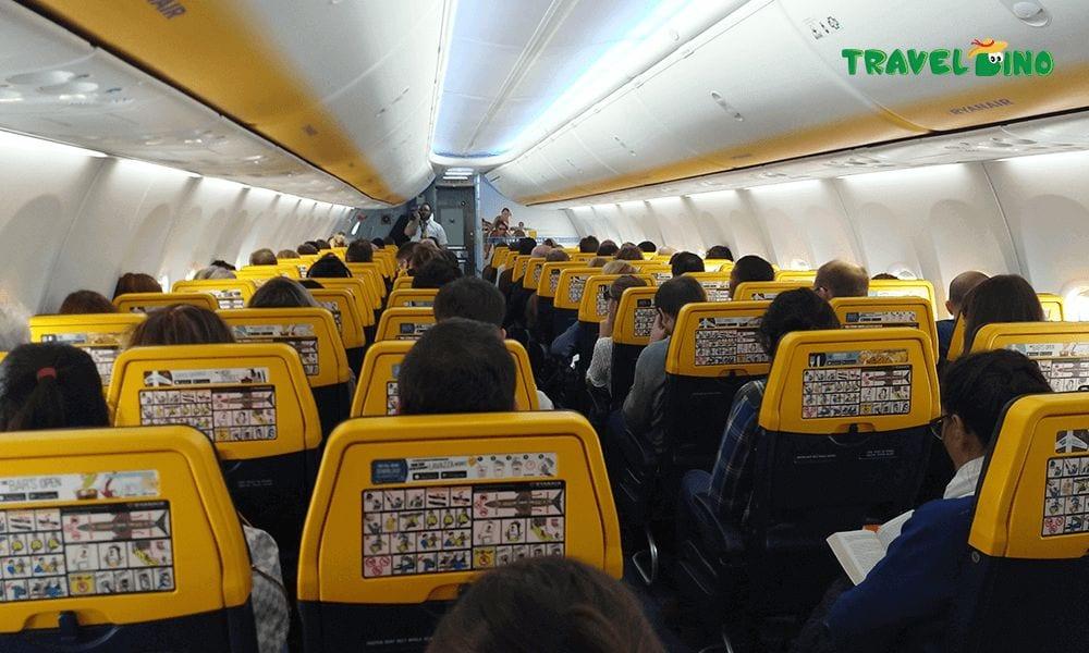 Ryanair kosten en boetes voor handbagage