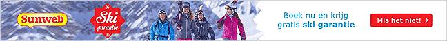 Sunweb skivakanties