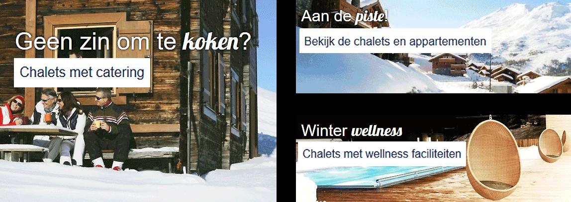 Chalet.nl chalets en skichalets