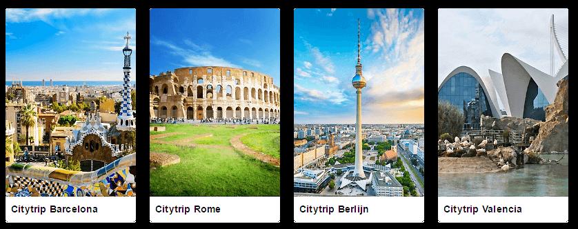 Citytrips Travelbird