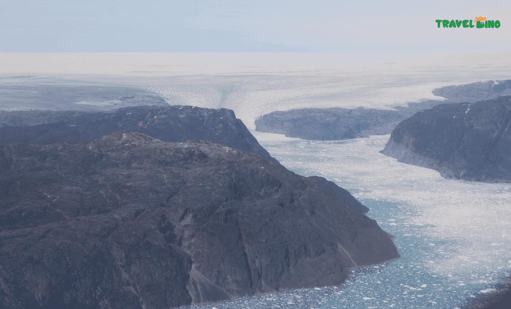 Reizen naar Groenland